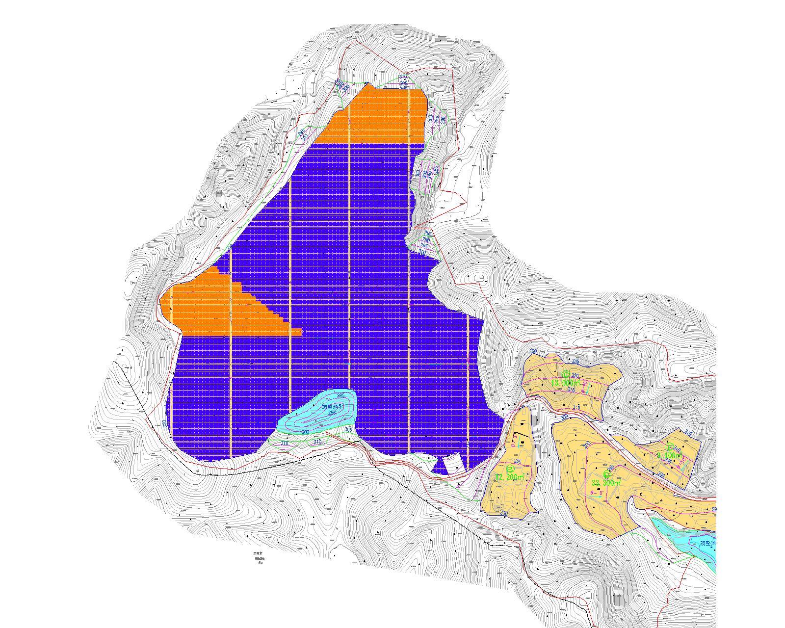 計画図H案140528(1期)6.25_Comment-モデル